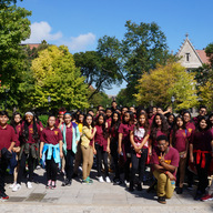 Visit to the University of Chicago in the spotlight